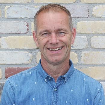Portretfoto Ronald van Marrewijk